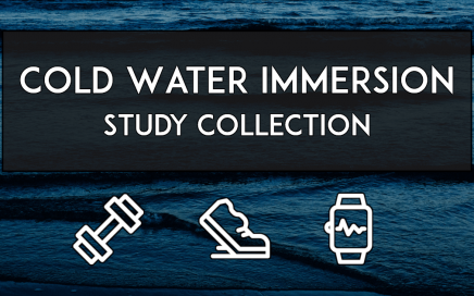 Cold Water Immersion (CWI) Sci-fit athletic performance and recovery